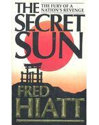 The Secret Sun - HIATT, FRED