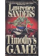 Timothy's Game - Sanders, Lawrence