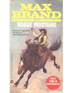 Rogue Mustang - Brand, Max