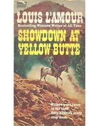 Showdown at Yellow Butte - L'Amour, Louis