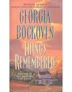 Things Remembered - BOCKOVEN GEORGIA
