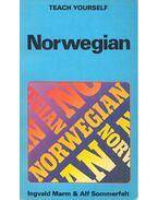 Teach Yourself Norwegian - MARM, INGVALD - SOMMERFELT, ALF