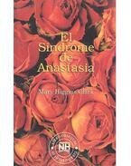 El síndrome de Anastasia - CLARK, MARY HIGGINGS