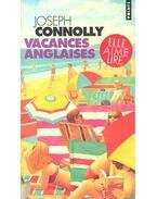 Vacances anglaises - CONNOLLY, JOSEPH