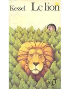 Le lion - Kessel, Joseph