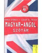 Magyar - Angol szótár - VARGA, GYÖRGY - LÁZÁR, A. PÉTER