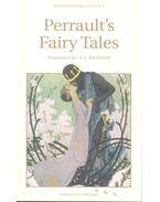 Perrault's Fairy Tales - JOHNSON, A.E: