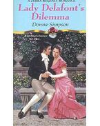 Lady Delafont's Dilemma - SIMSPON, DONNA