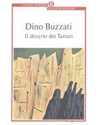 Il deserto dei Tartari - Buzzati, Dino