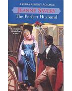 The Perfect Husband - SAVERY, JEANNE
