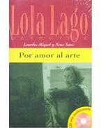 Por amor al arte - Nivel 1 + CD - MIQUEL, LOURDES - SANS, NEUS