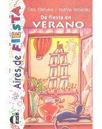 De fiesta en verano - Nivel 3 - VILLANUEVA, CLARA - FERNÁNDEZ, JOSEFINA