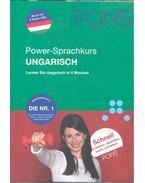 PONS Power - Sprachkurs - Ungarisch - Lernen Sie Ungarisch in 4 Wochen - SÁNTHA, FERENC
