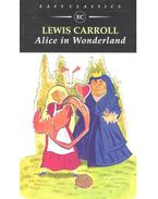 Alice in Wonderland - Easy Classics - Lewis Carroll