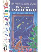 De fiesta en invierno - Nivel 3 - VILLANUEVA, CLARA - FERNÁNDEZ, JOSEFINA