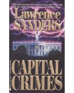 Capital Crimes - Sanders, Lawrence