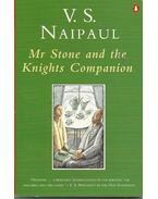 Mr Stone and the Knights Companion - NAIPAUL, V.S.