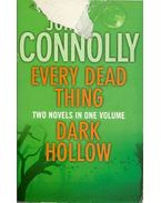 Omnibus: Every Dead Thing - Dark Hollow - John Connolly