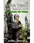 A Stitch in Time - ROBINSON, ANDREW J.