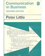 Communication in Business - Second Edition - LITTLE, PETER