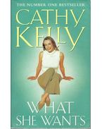 What She Wants - Kelly, Cathy