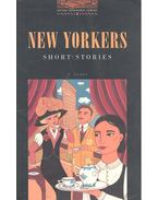 New Yorkers - O'Henry