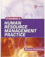 A Handbook of Human Resource Management Practice - 8th edition - ARMSTRONG, MICHAEL