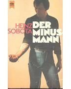 Der Minus-Mann - Sobota, Heinz