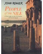 People of the Nile - ROMER, JOHN
