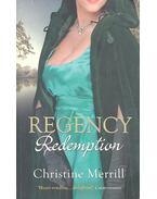 Regency Redemption - MERRILL, CHRISTINE