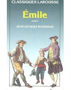 Émile - Tome I - Rousseau, Jean-Jacques