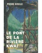 Le Pont de la Rivière - Boulle, Pierre
