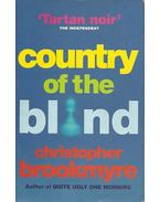 Country of the Blind - BROOKMYRE, CHRISTOPHER