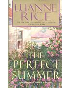 The Perfect Summer - Rice, Luanne