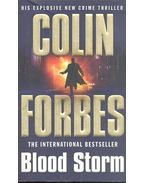 Blood Storm - Forbes, Colin