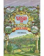 A Social History of England - Briggs, Asa