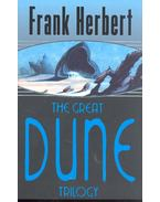 The Great Dune Trilogy - Herbert, Frank