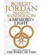 A Memory of Light - JORDAN, ROBERT - SANDERSON, BRANDON