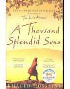 Thousand Splendid Suns - Khaled Hosseini