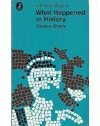 What Happened in History - Childe, V. Gordon