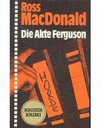 Die Akte Ferguson - Ross MacDONALD