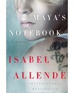 Maya's Notebook - ALLENDE, ISABELLE