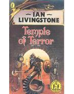 Temple of Terror - Livingstone, Ian