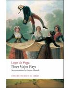 Three Major Plays - Lope de Vega