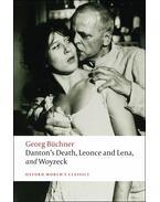 Danton's Death, Leonce and Lena, Woyzeck - BÜCHNER,GEORG