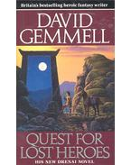 Quest for Lost Heroes - GEMMEL, DAVID