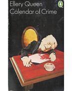 Calendar of Crime - Ellery Queen