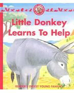 Little Donkey Learns to Help - Clément, Claude