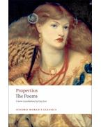 The Poems - Propertius