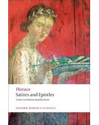 Satires and Epistles - HORACE